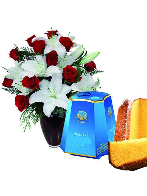 invio a domicilio bouquet di rose