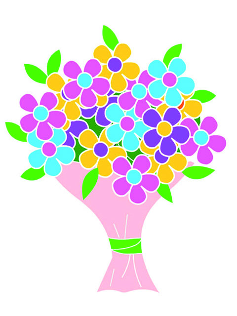 un bel bouquet a sorpresa