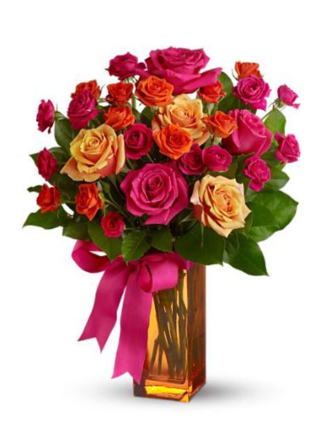 bouquet di roselline